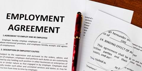 Employment Contracts | Employment and Workplace Lawyers